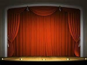 Theater proscenium